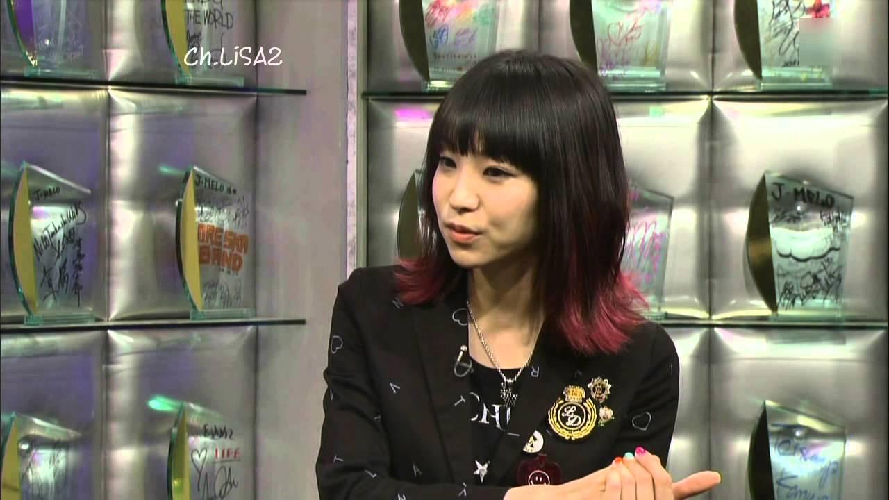 Lisa インタビュー アニソンや海外ツアーについて語る May J Youtube