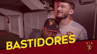 Bastidores - Sport 2x0 Cuiabá - 2019