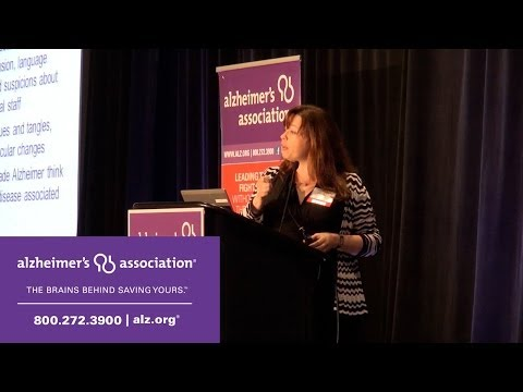 2014 Sacramento Conference: Latest In Alzheimer's Research, Elizabeth Edgerly
