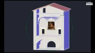 La Resurrezione di Cristo di Piero della Francesca in 3D