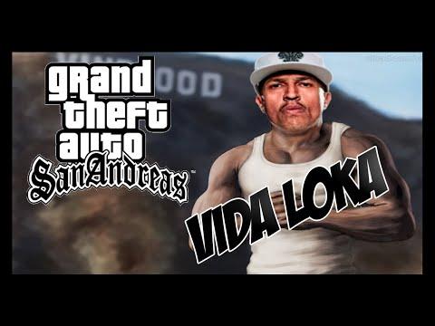 [Videoclipe] - Vida Loka part 1 - GTA SAN ANDREAS