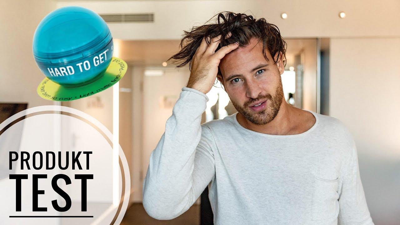 Die Besten Haarstyling Produkt Für Männer Im Test 1 Tigi Hard To