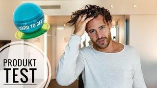 Die BESTEN Haarstyling Produkt für Männer im Test 1 TIGI  Hard to Get