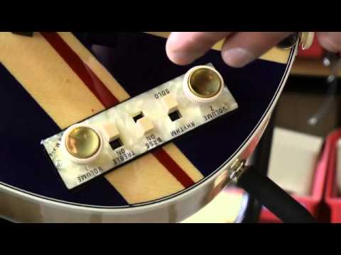 hofner control panel youtube rh youtube com hofner club bass wiring diagram hofner guitar wiring diagrams