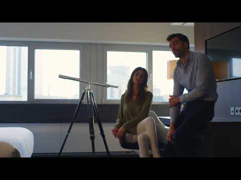 Das Hotel In 10 Sekunden: Lifestyle Trifft Skyline – Le Méridien Frankfurt