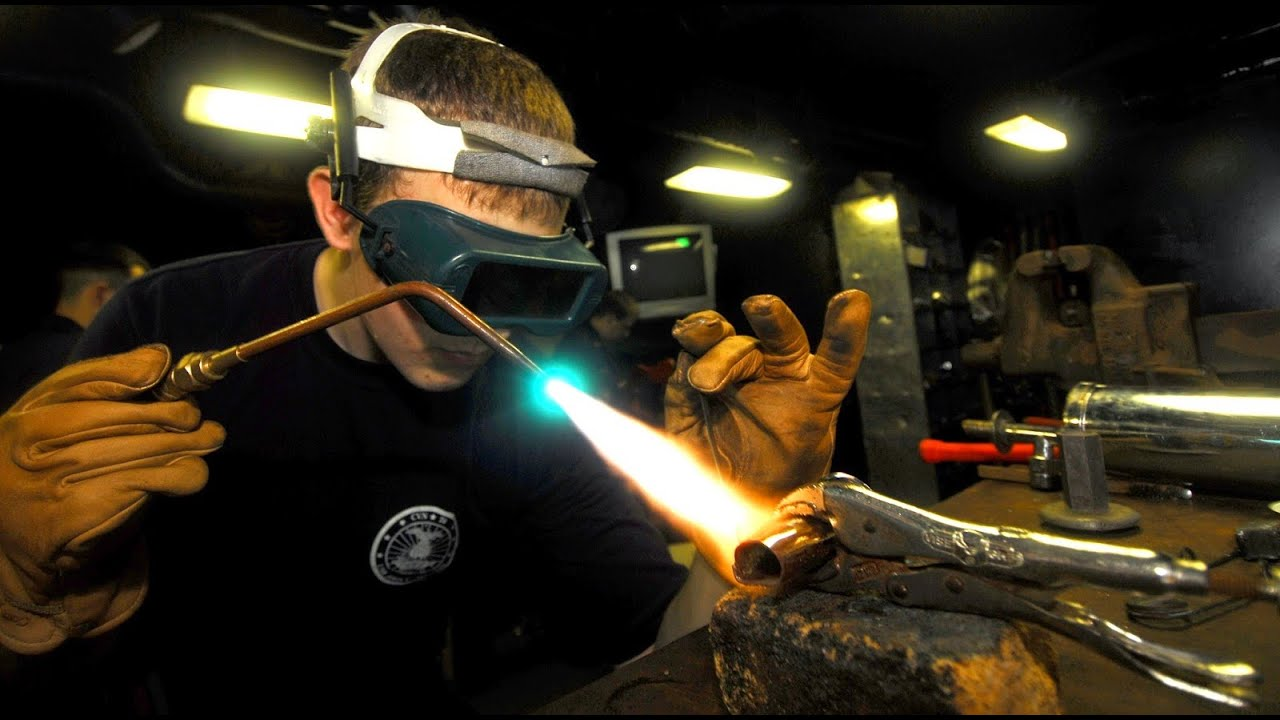 Oxy Fuel Welding And Cutting Youtube
