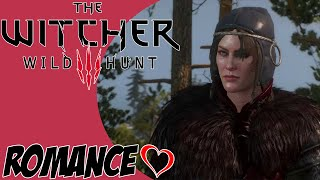 The Witcher 3 | La Vergine di Ferro | Jutta Sex Scene