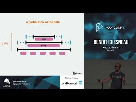 Distributed database for the modern world · Benoit Chesneau