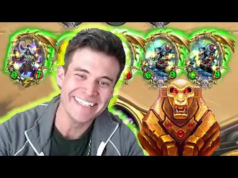 (Brian Kibler) Golden Monkeys Just Wanna Have Fun