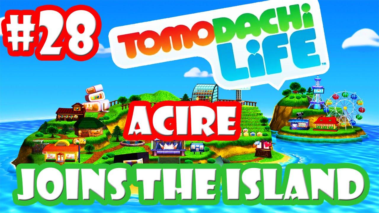 Download Tomodachi Life: Acire
