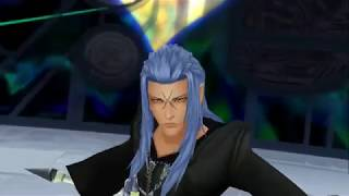 KH2FM HD (PS4; English) (LV1) Speed Run - Saix