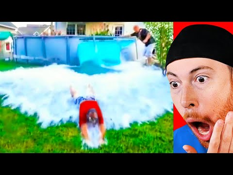 When Your Pool Explodes...