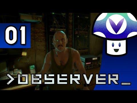 [Vinesauce] Vinny - Observer (part 1)