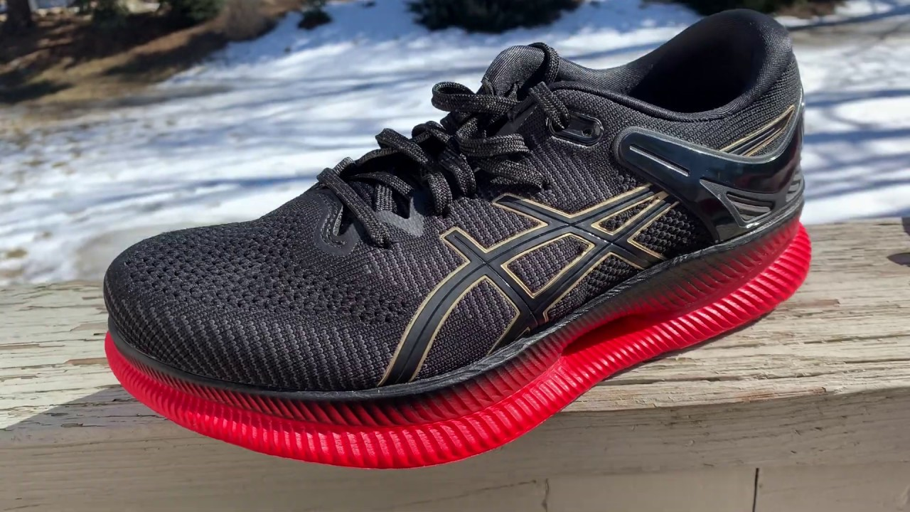 grossiste 28d16 31bf6 ASICS MetaRide Review: Rock n' Roll to a Max Cushion Zero Drop Beat