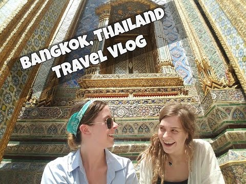 First 24 hours - Bangkok, Thailand Travel VLOG !! [Part 1]