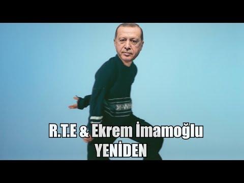 RTE & Ekrem İmamoğlu - Yeniden (Ft. Berkcan Güven)