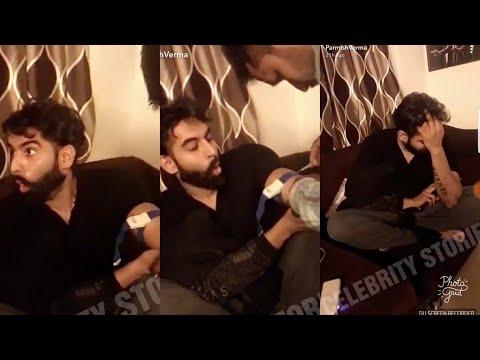 Parmish Verma INJECTION ton DARR Riha !!! Latest Funny Video | Snapchat Story | 20 October 2017
