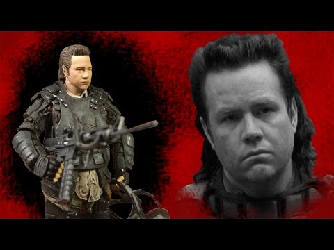 The Walking Dead Series 8 Eugene Action Figure Review
