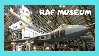 The Royal Air Force (RAF) museum, London, England