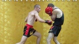 Тайский бокс комбинации - боксёрская серия ударов для улицы(Из этого видео урока по тайскому боксу комбинации, ты узнаешь классную и жесткую боксёрскую комбинацию,..., 2013-07-25T05:23:16.000Z)