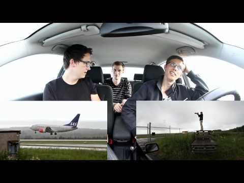 OsdPhoto.com Vlog S01E01 - En kväll på Frösön med Eastern Airways