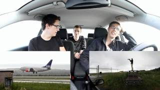 OsdPhoto.com Vlog S01E01 - En kväll på Frösön med Eastern Airways