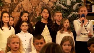 Детская Рождественская программа и сценка