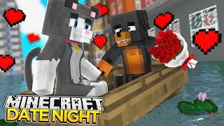 Minecraft DATING - IS DONUT & CASSIE GETTING MARRIED?? - Donut the Dog