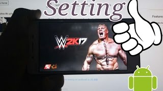 How to fix crashes wwe 2k17 in ppsspp