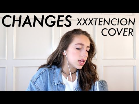 changes (xxxtentacion cover) - tate mcrae