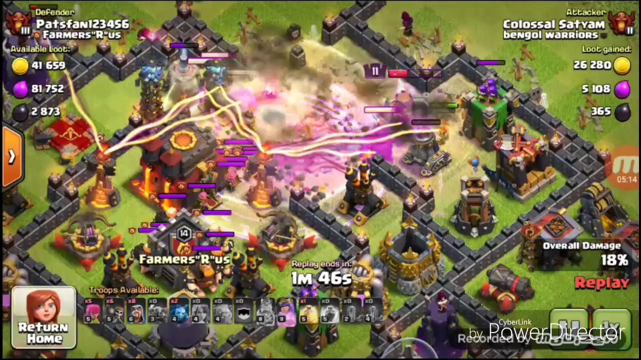 Th9 pushing to titan leauge