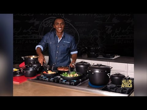 Say Hello to Ethopian-born international Master Chef Marcus Samuelsson - Hello Africa