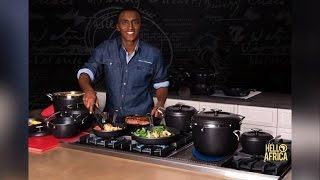 Say Hello to Ethopian-born international Master Chef Marcus Samuelsson - Hello Africa