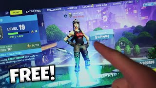FORTNITE RARE SEASON 1 ACCOUNT GIVEAWAY! *RENEGADE RAIDER*
