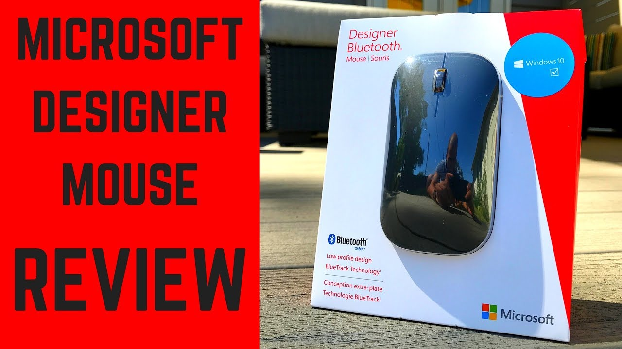 Microsoft Designer Bluetooth Mouse The Good Bad And Annoying