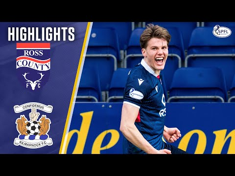 Ross County 3-2 Kilmarnock | County Comback to Secure Important Victory! | Scottish Premiership