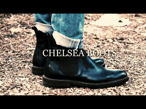 Chelsea Boots ll men's style for boots