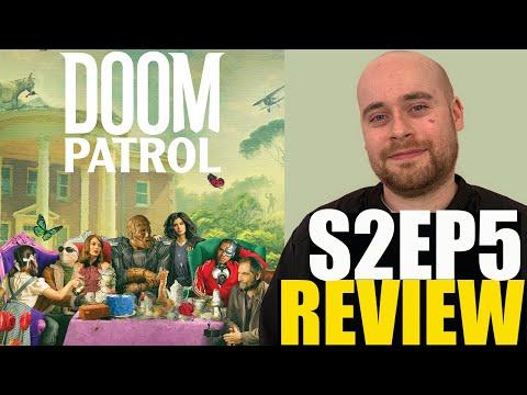Doom Patrol Season 2 Episode 205 Teaser Dc Universe Youtube