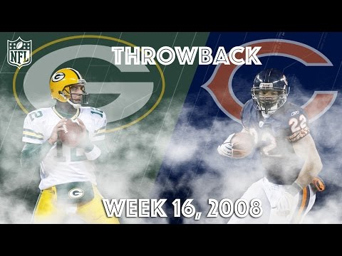 Packers vs. Bears: The Coldest Game in Bears History (Wk. 16, 2008) | NFL Classic Highlights