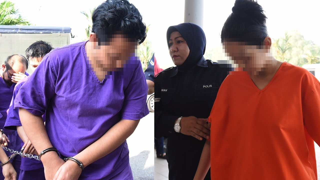 Couple remanded for alleged abuse of their baby girl