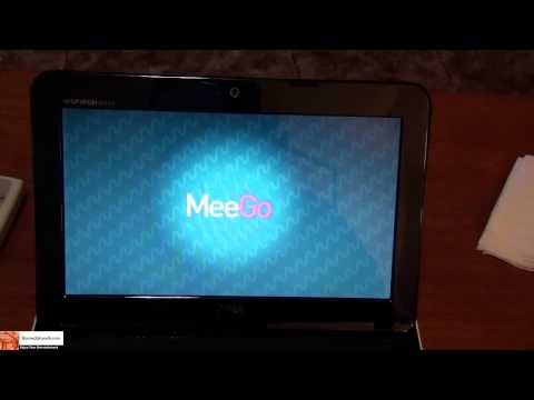 MeeGo installation Process On a Dell Mini 1012|Booredatwork