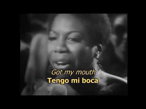 Ain't Got No, I Got Life - Nina Simone (LYRICS/LETRA) mp3