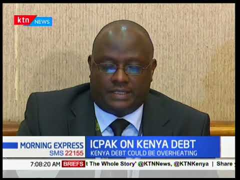 More warning from International organization over Kenya's Debt Stress Levels