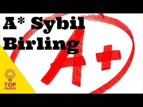 sybil essay