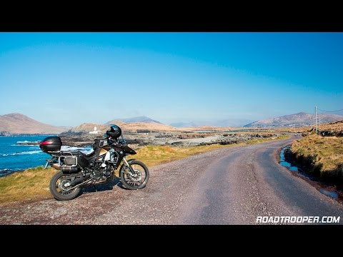 Wild Atlantic Way - The Ring of Kerry RT's Guided Motorcycle Day Tours