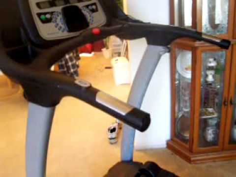 triumph treadmill 7.3t review = ironman 150t - youtube