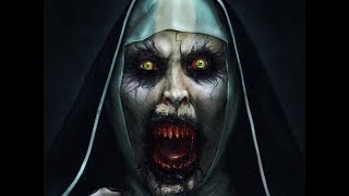 NEW CLASSIC THE NUN HORROR Best horror movies in Passion horror zone