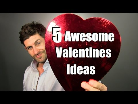 5 AWESOME Valentine's Day Gift Ideas | Creative & Affordable Valentine's Day Gifts