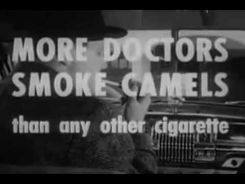 THE FAVORITE SMOKE OF DOCTORS