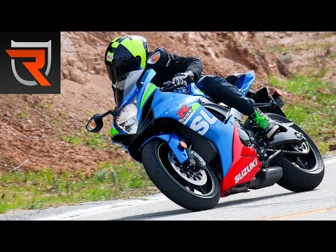 Michelin Power RS Motorcycle Tires Review Video | Riders Domain
